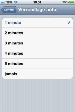 tuto app4batterie 4 Guide : 7 astuces pour optimiser la batterie de son iPhone 4S