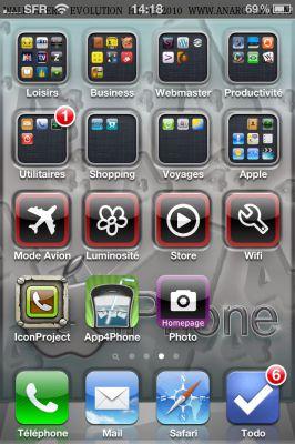 tuto icon 10 Astuce : Créer des raccourcis vers les réglages de son iPhone !