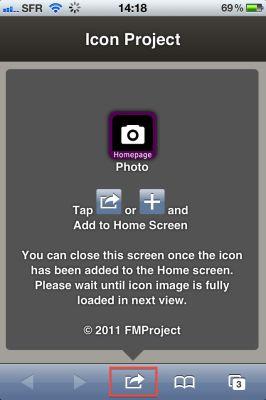 tuto icon 7 Astuce : Créer des raccourcis vers les réglages de son iPhone !