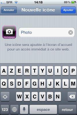 tuto icon 9 Astuce : Créer des raccourcis vers les réglages de son iPhone !