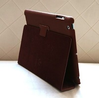 verus nubi miniature Etui Cuir Verus Nubi Premium pour iPad 2   Un Étui/Smart Cover très chic pour iPad 2 (34,99€)