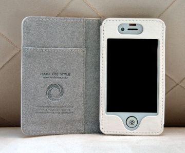 verus wallet 3 De nouveaux Étuis en cuirs haute qualité pour iPhone 4 et 4S (29,90€)