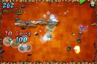 wrap the bug Les bons plans de lApp Store ce lundi 23 janvier 2012