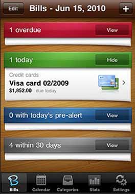 25 Test de Bills On Your Table : Gérez vos factures efficacement (1.59 €)