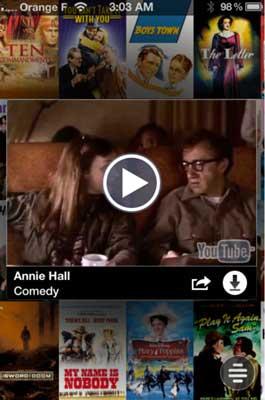 28 Test de Wall of Video : bibliothèque de vidéos et séries TV (gratuit)