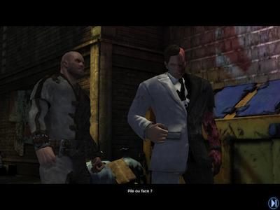 Batman DoubleFace Test : Batman Arkham City Lockdown (4,99€) sur iPhone et iPad