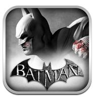 Batman Logo Batman Arkham City (4,99€) disponible : Gotham City rien que pour vous sur iPhone et iPad