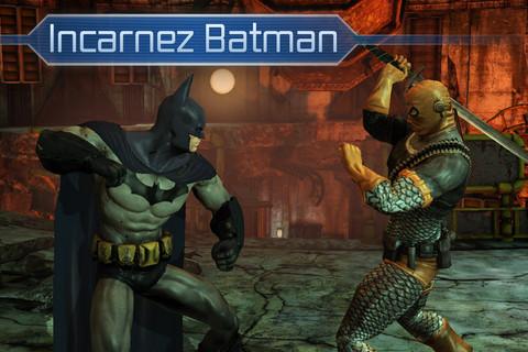 Batman1 Batman Arkham City (4,99€) disponible : Gotham City rien que pour vous sur iPhone et iPad