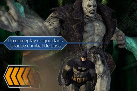 Batman3 Batman Arkham City (4,99€) disponible : Gotham City rien que pour vous sur iPhone et iPad