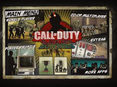 COD Accueil Test de Call Of Duty : Black Ops Zombies (5,49€), shootez tous ces morts vivants !
