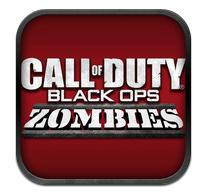 COD Logo Call of Duty : Black Ops Zombie (5,49€) est disponible, à vos armes... tirez !