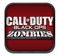 COD Logo Call of Duty : Black Ops Zombie (5,49€) est disponible, à vos armes... tirez !