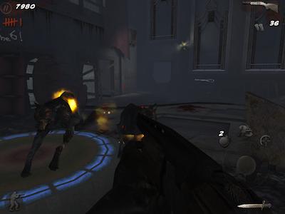 COD chiens Test de Call Of Duty : Black Ops Zombies (5,49€), shootez tous ces morts vivants !