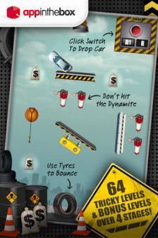 Car Crusher Les bons plans de lApp Store ce vendredi 23 mars 2012