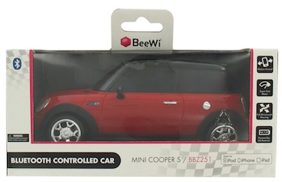 concours une mini cooper t l command e de beewi gagner 49 90. Black Bedroom Furniture Sets. Home Design Ideas