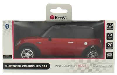 CcrsMiniCooperBeewi 003 Concours : Une Mini Cooper télécommandée de BeeWi à gagner (49,90€)