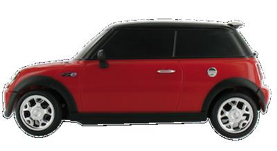 CcrsMiniCooperBeewi 004 Concours : Une Mini Cooper télécommandée de BeeWi à gagner (49,90€)