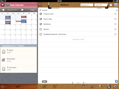 CcrsMyNoteBook 018 Test de My Notebook pour iPad : une application incroyable !