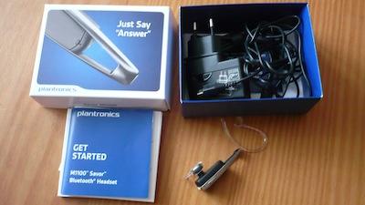 CcrsPlantronicsM1110 004 Concours : 1 Oreillette Bluetooth Plantronics Savor à gagner (79,99€)