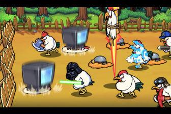 Chicken revolution Les bons plans de lApp Store ce vendredi 30 décembre 2011