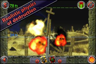Demolish Master Les bons plans de lApp Store ce dimanche 29 avril 2012