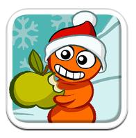 Doodle Grumb Noel Doodle Grub (gratuit) met le chapeau de père Noël