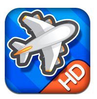 FlightControl Logo Le célèbre Flight Control pour iPhone et iPad gratuit aujourdhui !