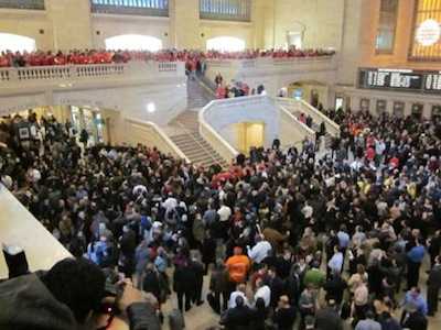 Grand Central LApple Store de Grand Central en 360° sur le site dApple !