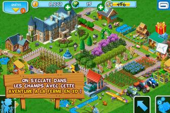 Green farm 2 3 Gameloft réanime votre ferme et ses animaux avec le nouveau Green Farm 2 (Gratuit)