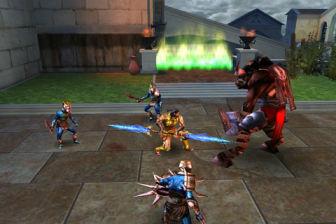 HOS Combats Hero of Sparta 2 de Gameloft devient gratuit !