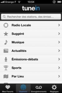 IMG 0967 200x300 TuneIn Radio Pro: emportez vos radios préférées avec vous! (0,79€)