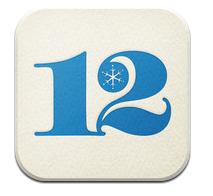 Logo 12 jours iTunes Les 12 jours diTunes disponible, un cadeau par jour dApple à partir du 26 décembre.