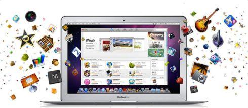 Mac AppStore Mac App Store : Et de 100000 téléchargements !