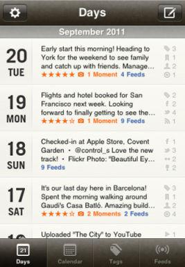 Momento Les App4Tops de lApp Store ce mercredi 28 décembre 2011