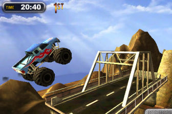 Monster Trucks Nitro 2 Les bons plans de lApp Store ce jeudi 15 mars 2012