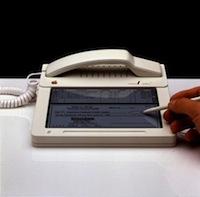 Premier iPhone  LiPhone de 1983 par Apple