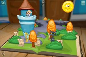 Raiponce2 300x200 Le livre interactif Raiponce en 3D gratuit aujourdhui