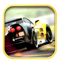 Real Racing Logo Real Racing 2 disponible sur le Mac AppStore