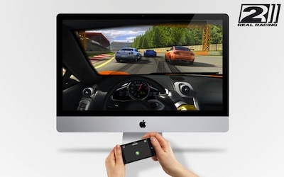 Real Racing Mac Real Racing 2 disponible sur le Mac AppStore