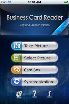 ScanCard Les bons plans de lApp Store de ce samedi 31 décembre 2011