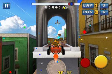 Sonic Sega 2 Sonic And Sega All Star Racing gratuit pour la journée !