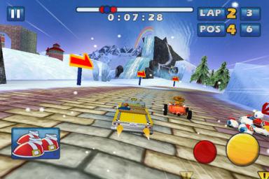 Sonic Sega 3 Sonic And Sega All Star Racing gratuit pour la journée !
