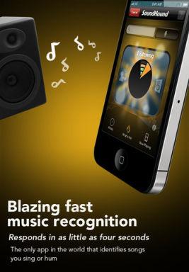 SoundHound 1 Les 12 jours iTunes se préparent et proposent Soundhound Premium gratuitement !