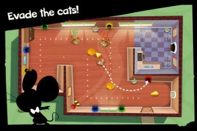 Spy mouse 1 Le jeu Spy Mouse de EA est exceptionnellement gratuit !