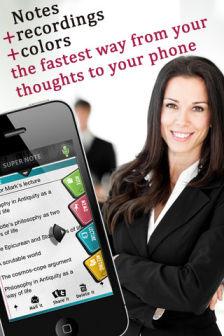 Supernotes Les bons plans de lApp Store ce jeudi 7 juin 2012