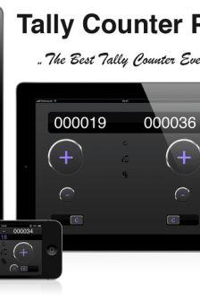 Tally counter Pro Les bons plans de lApp Store de ce samedi 31 décembre 2011