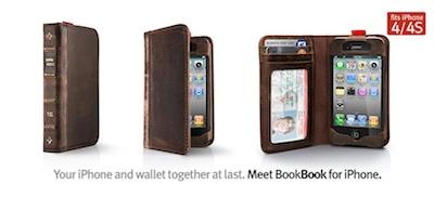 TestBookBook 010 Test de létui Bookbook pour iPhone : la perfection existe !