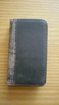 TestBookBook 012 Test de létui Bookbook pour iPhone : la perfection existe !
