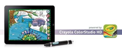TestCrayola002 Test du Crayola ColorStudio HD de Griffin: le coloriage nouvelle génération