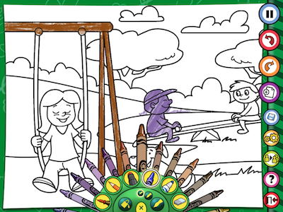 TestCrayola016 Test du Crayola ColorStudio HD de Griffin: le coloriage nouvelle génération